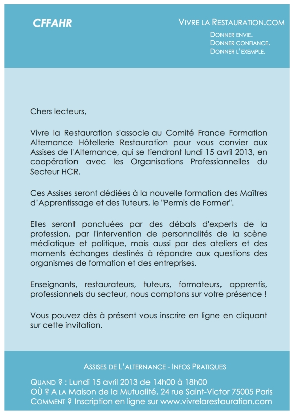invitation assises VLR
