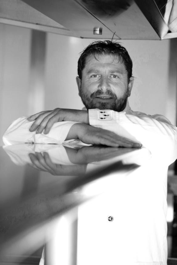 Olivier bellin vivre la restauration - Devenir professeur de cuisine ...